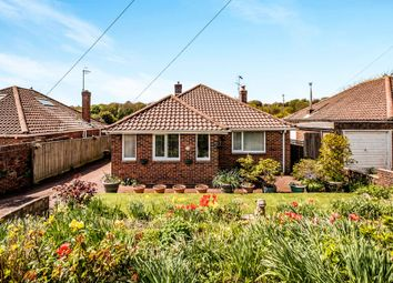 Thumbnail 3 bed detached bungalow for sale in Rowan Way, Rottingdean, Brighton