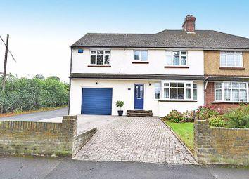 Thumbnail 4 bed semi-detached house for sale in Sandling Lane, Penenden Heath, Maidstone