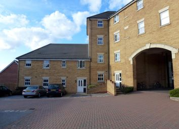 Thumbnail 2 bed flat to rent in Nuthatch Close, Stowmarket