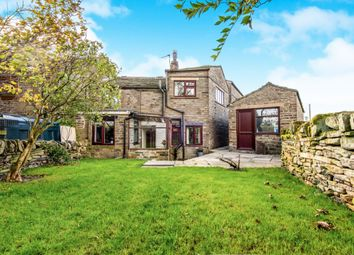 Thumbnail 2 bed semi-detached house for sale in Upper West Scausby, Halifax, West Yorkshire