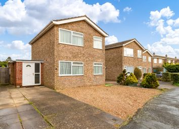 Thumbnail 3 bed detached house for sale in The Poplars, Bluntisham, Huntingdon
