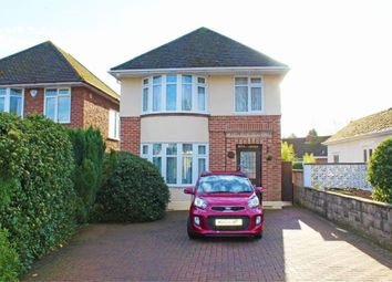 Thumbnail 3 bed detached house for sale in Ilchester Road, Yeovil, Somerset