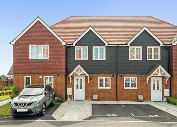 Thumbnail 3 bed terraced house for sale in Burden Drive, Bishopdown, Salisbury
