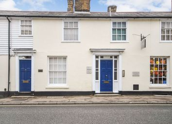 Thumbnail 2 bed flat for sale in Knight Street, Sawbridgeworth