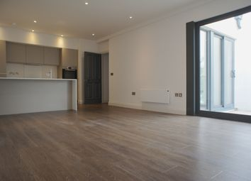 Thumbnail 2 bedroom flat to rent in The Lindens, Romilly Crescent