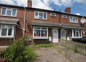 Thumbnail 3 bedroom terraced house to rent in Luce Road, Wolverhampton