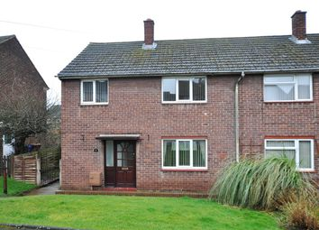 Thumbnail 3 bed semi-detached house for sale in Laburnum Road, Stapenhill, Burton-On-Trent