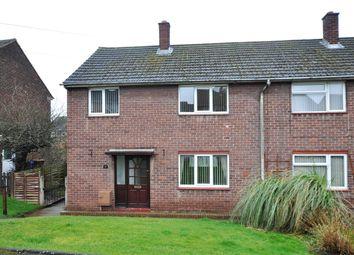 Thumbnail 3 bed semi-detached house for sale in Laburnum Road, Burton-On-Trent