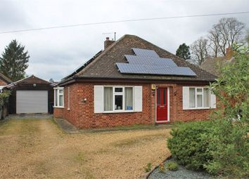 Thumbnail 2 bedroom detached bungalow for sale in Wimblington Road, March, Cambridgeshire