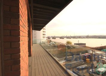 Thumbnail 3 bed flat to rent in Starboard Way, Royal Docks, London
