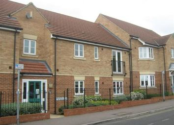 Thumbnail 2 bed flat for sale in Queens Walk, Peterborough, Cambridgeshire