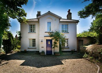 Thumbnail 4 bed end terrace house for sale in Watford Road, St.Albans