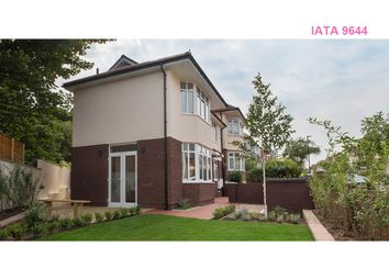Thumbnail 3 bed detached house for sale in Cheviot Road, London