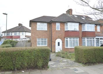 Thumbnail 4 bedroom semi-detached house for sale in Poolsford Road, Colindale