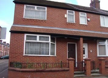 Thumbnail 2 bed end terrace house for sale in Rushford Street, Longsight, Manchester