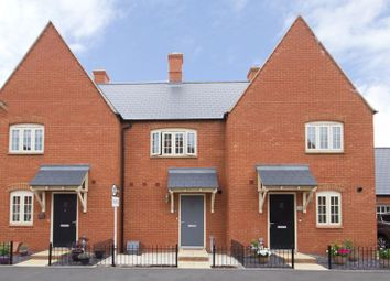 Thumbnail 2 bed terraced house for sale in Gemini Way, Brackley