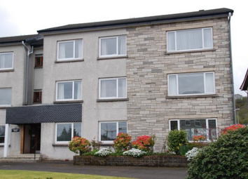 Thumbnail 3 bed flat to rent in Octavia Terrace, Greenock Unfurnished