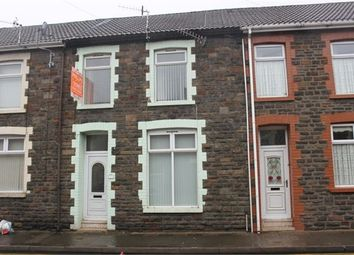 Thumbnail Terraced house to rent in Ynyscynon Road, Trealaw, Tonypandy, Rhondda Cynon Taff.