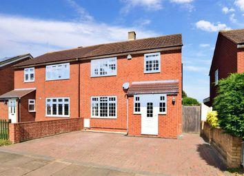 3 bed semi-detached house for sale in Newton Abbot Road, Northfleet, Gravesend, Kent DA11