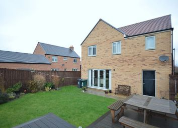 Thumbnail 4 bedroom detached house for sale in Viscount Close, Shiremoor, Newcastle Upon Tyne
