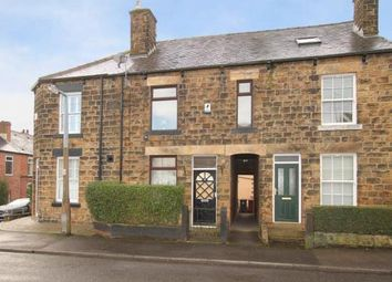 Thumbnail 2 bed terraced house for sale in Hartington Road, Dronfield, Derbyshire