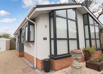 Woodlands Park, Manor Road, Ash GU12. 2 bed mobile/park home for sale