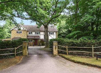 Thumbnail 4 bed detached house for sale in Binton Lane, Seale, Farnham