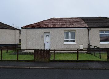 Thumbnail 1 bed bungalow for sale in Gemmell Avenue, Cumnock, East Ayrshire