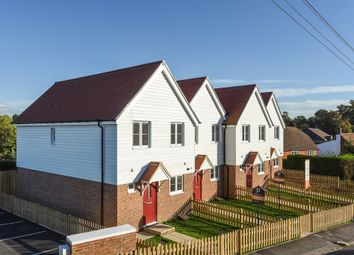 Thumbnail 3 bed end terrace house for sale in Sparrows Green, Wadhurst