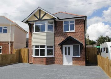 Thumbnail 4 bed property for sale in Compton Road, New Milton