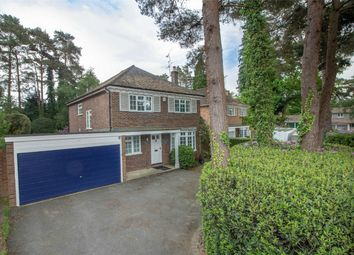 Thumbnail 4 bed detached house for sale in Dinorben Close, Fleet