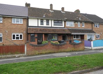 Thumbnail 3 bed terraced house for sale in Stephenson Avenue, Beechdale, Walsall