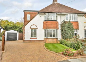 Thumbnail 4 bed semi-detached house for sale in Moorcroft Way, Pinner