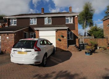 Thumbnail 3 bed semi-detached house for sale in Oakleigh Close, Walderslade, Kent
