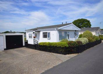 2 bed mobile/park home for sale in Glendene Park, Bashley Cross Road, New Milton BH25