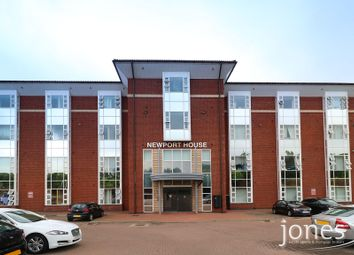 Thumbnail 2 bed flat for sale in Newport House, Stockton On Tees