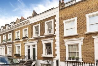 Thumbnail 1 bedroom flat to rent in Bramham Gardens, Earls Court