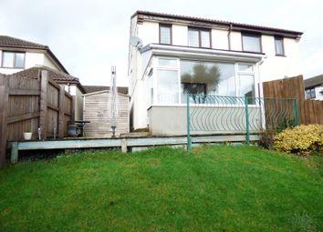 Thumbnail 2 bed terraced house for sale in Hazeldene Close, Lee Mill Bridge, Ivybridge