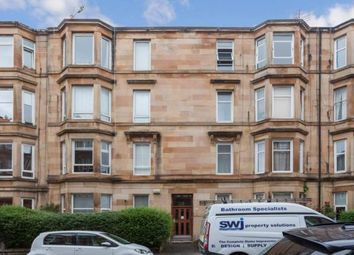 Thumbnail 2 bed flat for sale in Deanston Drive, Glasgow, Lanarkshire