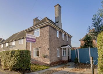 Thumbnail 3 bed end terrace house for sale in Fifth Avenue, Edwinstowe, Mansfield
