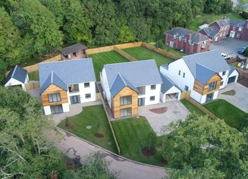 Thumbnail 4 bed detached house for sale in Pocombe Bridge, Exeter