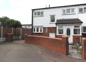 Thumbnail 3 bed end terrace house for sale in St. Peters Close, Kirkby, Liverpool