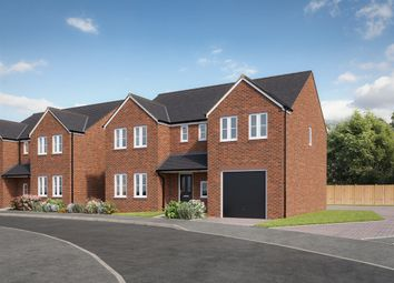 "Thumbnail 5 bed detached house for sale in ""The Chillingham "" at King Street Lane, Winnersh, Wokingham"