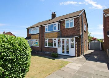 3 bed semi-detached house for sale in Pelham Road, Thelwall, Warrington WA4