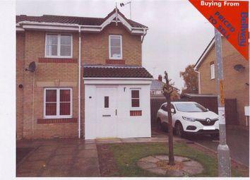 3 bed end terrace house for sale in Allonby Mews, Shankhouse, Cramlington NE23