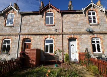 Thumbnail 2 bed terraced house for sale in Bossell Terrace, Buckfastleigh, Devon