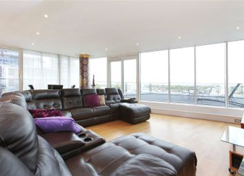 Thumbnail 2 bed flat for sale in Commodore House, Battersea Reach, Wandsworth, London