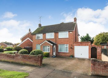 Thumbnail 3 bed detached house for sale in Queens Drive, Bedford
