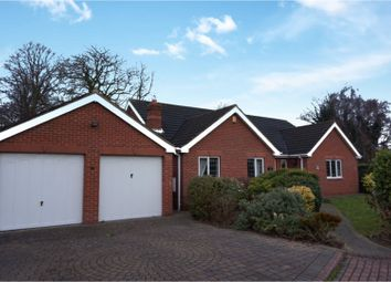 Thumbnail 3 bed detached bungalow for sale in Heatherdale Close, Grimsby