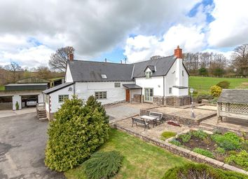 Thumbnail 4 bed detached house for sale in Lake House, Rhos-Y-Meirch, Knighton
